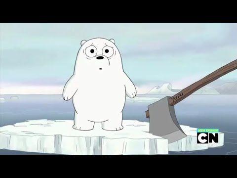 Good nude polar bear clipart