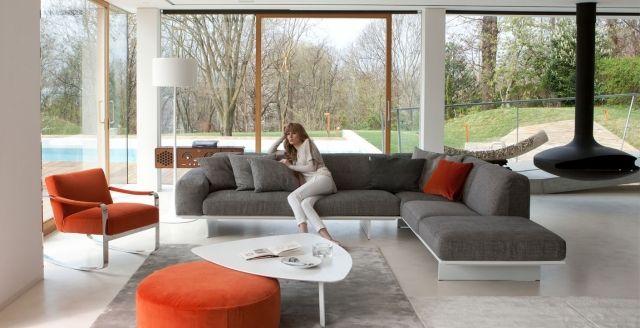Moderne Polstermöbel von Alpa Salotti- Sofa Designs mit