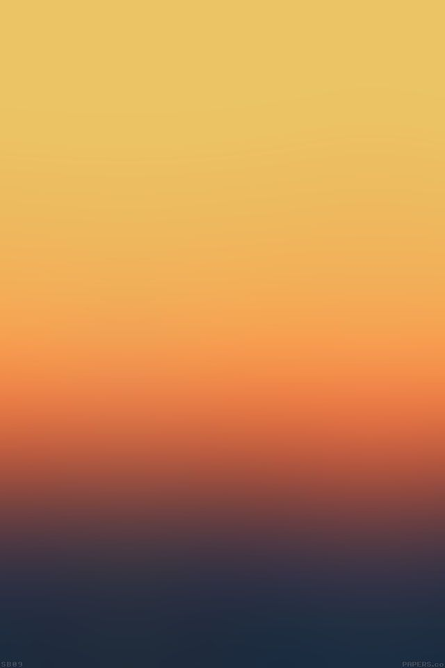 FREEIOS7  sb09wallpaperorangeskyorange  parallax HD iPhone iPad wallpaper  colors in 2019