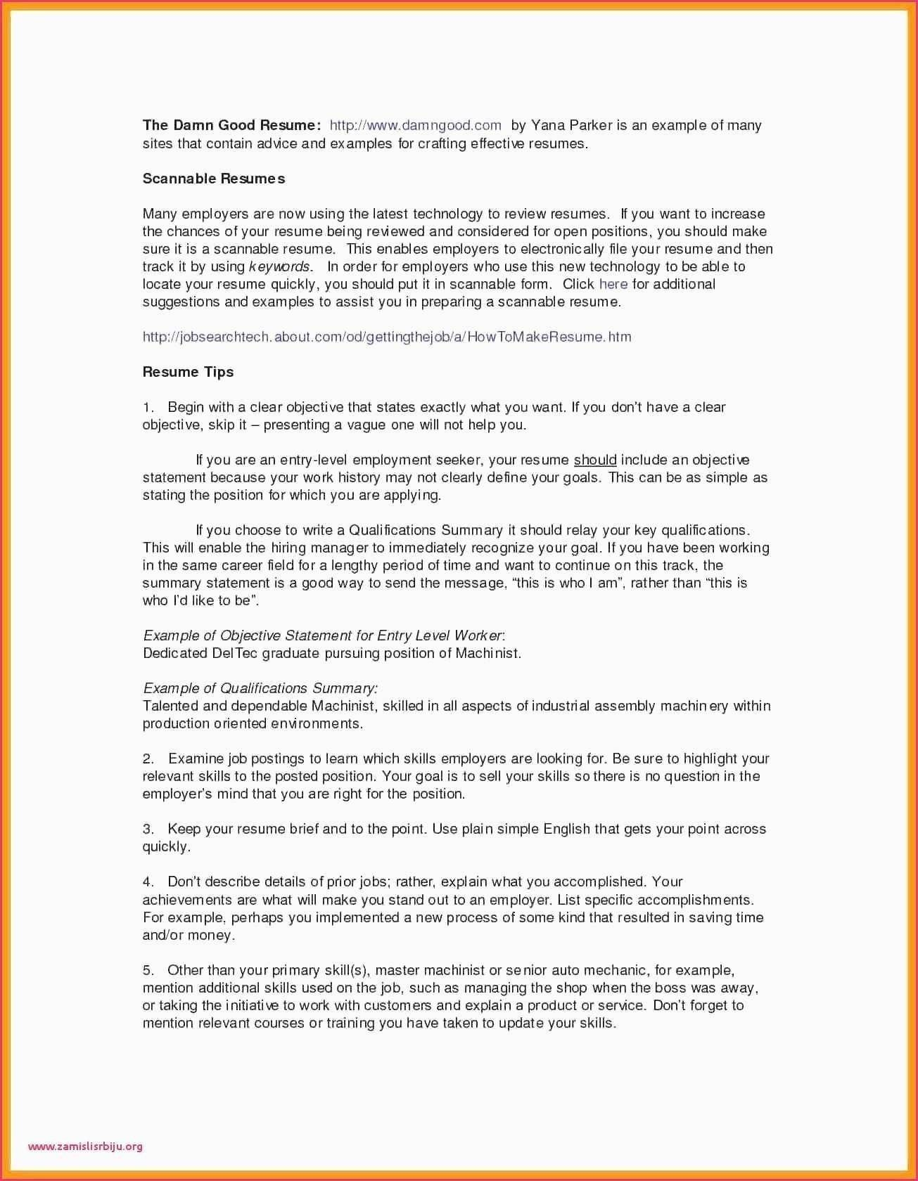 New Business Letter Block Format Template Resume Objective