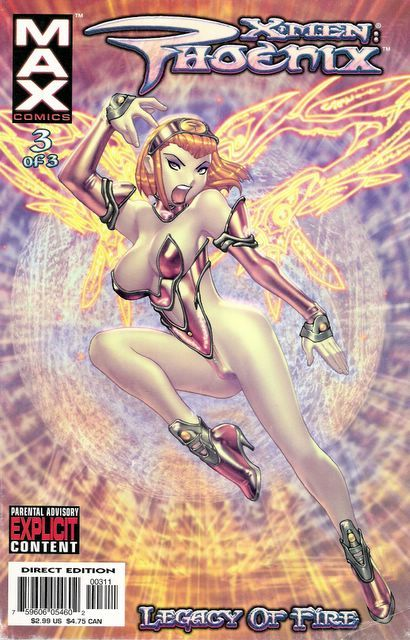 Pin By Cindy Martin On Marvel Phoenix In Alternate Costumes And Realities Marvel Max Comic Covers Marvel Comics Art