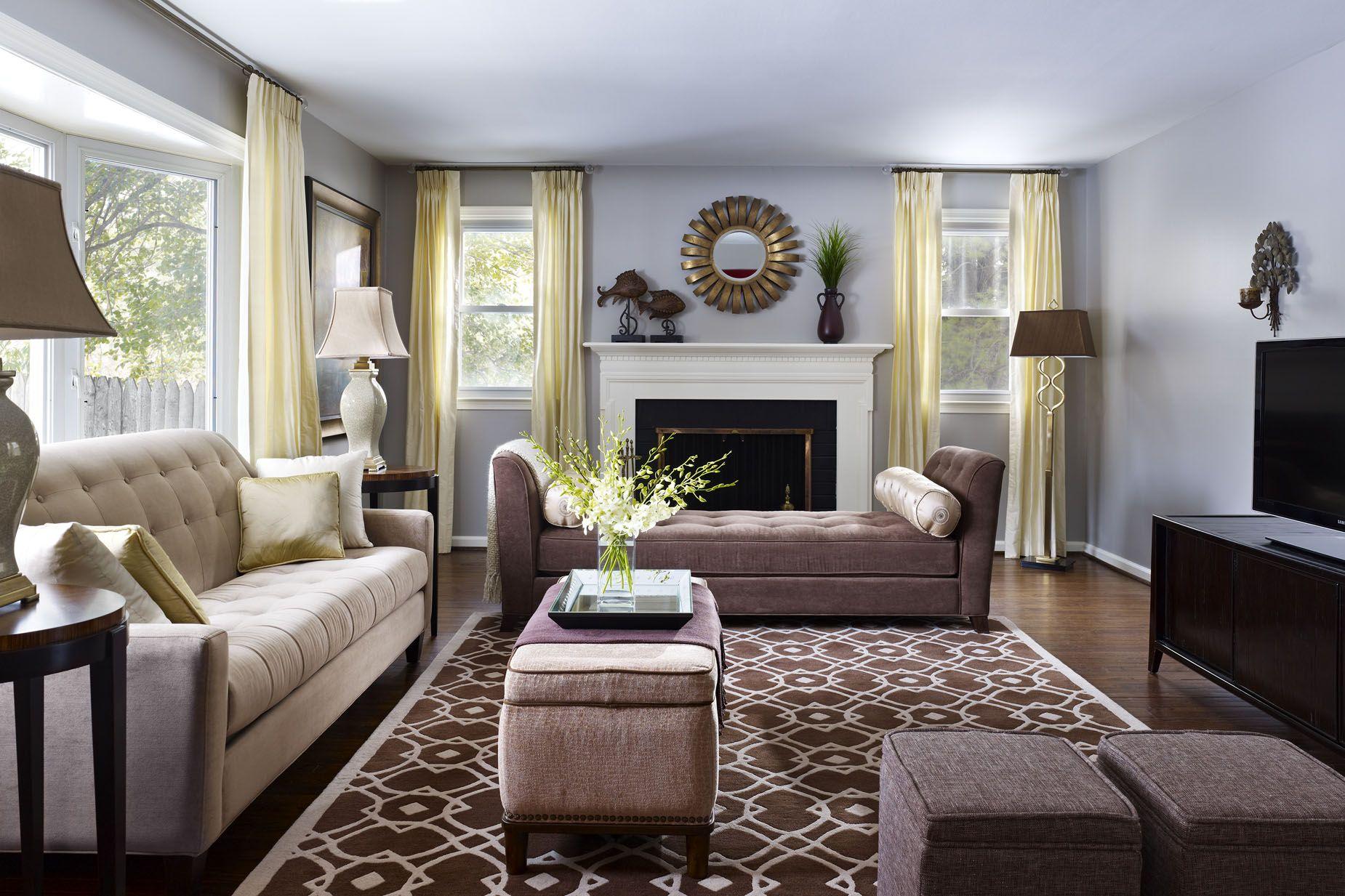 den furniture arrangements. Transitional Living Room By Decorating Den Interiors. The Color Scheme, Furniture Arrangement, Etc. Arrangements T