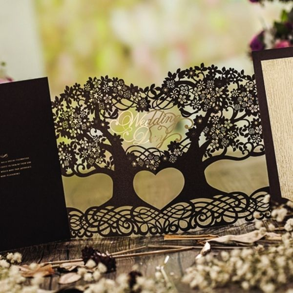 nice 11 garden themed wedding invitations Check more at http ...