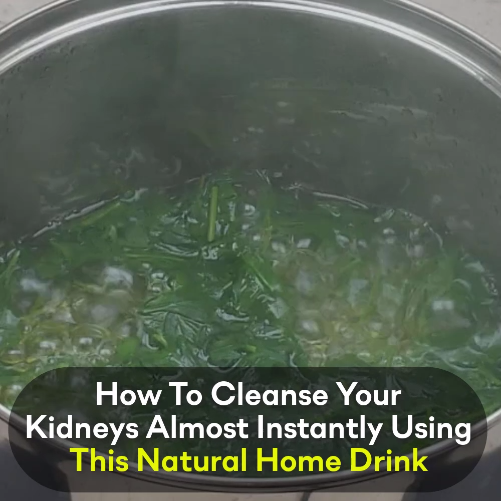 Doing a Natural Kidney Cleanse at Home #kidneycleanse