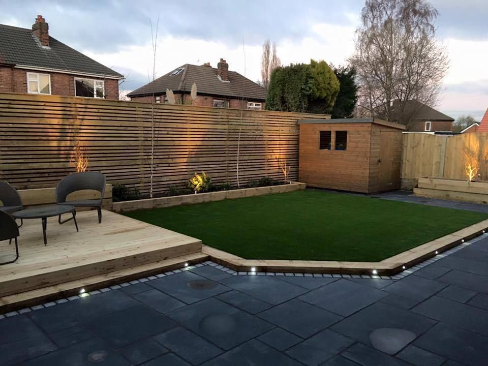 Garden Ideas Decking And Paving indian sandstone black limestone paving 20m2 patio pack £289
