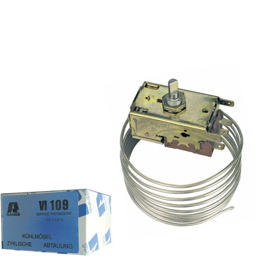 Thermostat K59-H1303 Ranco VI109,