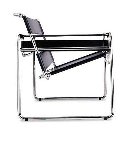 House · Scandinaviancollectors: MARCEL BREUER, Wassily Chair ...