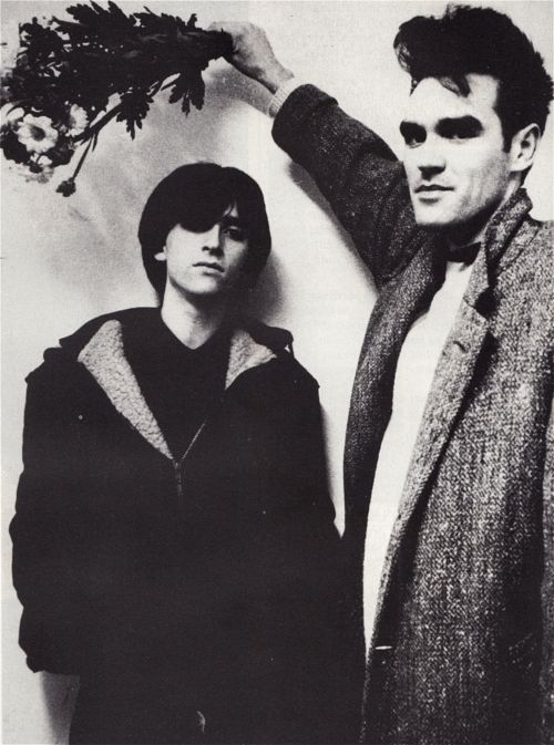 12ab1f79ef97 Morrissey and Johnny Marr