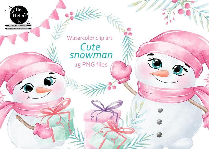 41++ Pretty snowman clipart ideas in 2021
