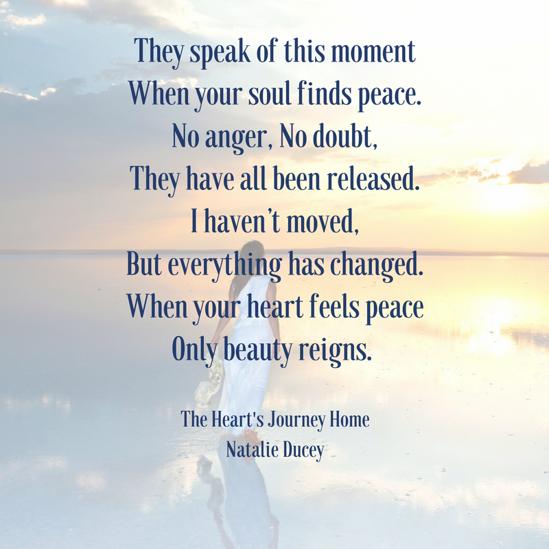 Spiritual Love Poems: Finding Peace Within. ️#poetry