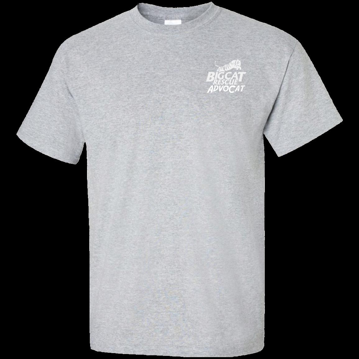 Logo AdvoCat Tall Ultra Cotton TShirt Cotton tshirt