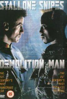 Demolition Man 1993 Carteles De Cine Peliculas Pelis