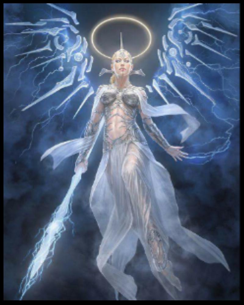 Flügel auch der Teufel war mal ein Engel!Bild von