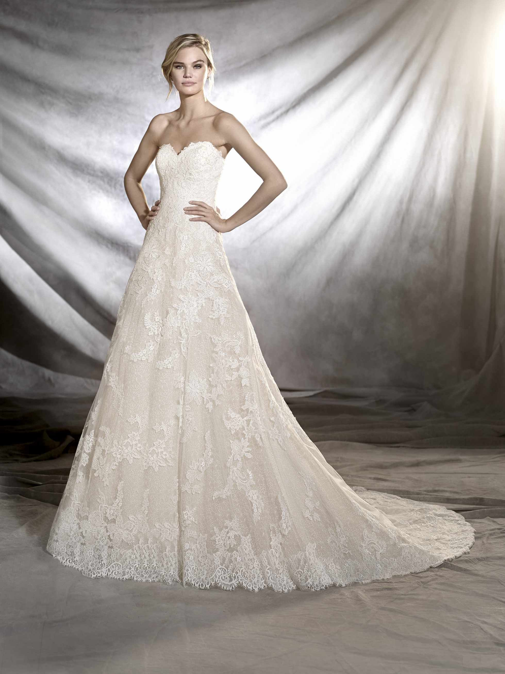 Onia (Pronovias LaMariee) | menyasszonyi ruha | Pinterest