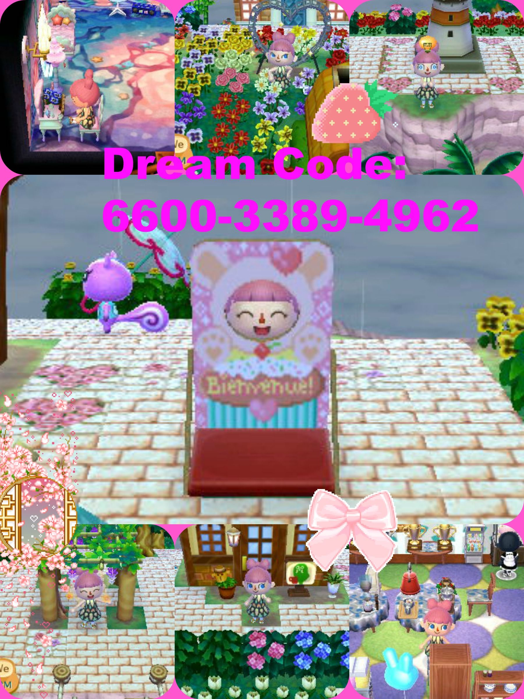 This Is My Cute And Princess Animal Crossing New Leaf Town