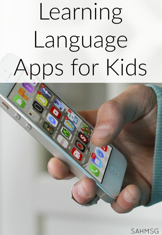 6 New Language Learning Apps for Kids Learning apps, Buy