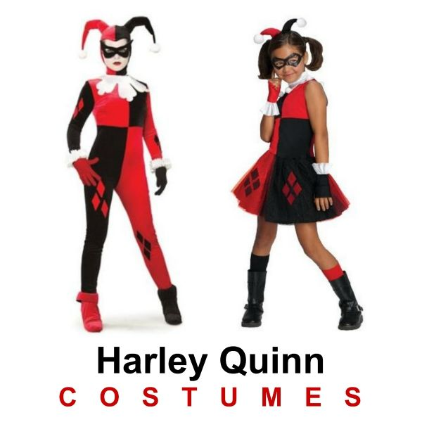how to draw original harley quinn for kids