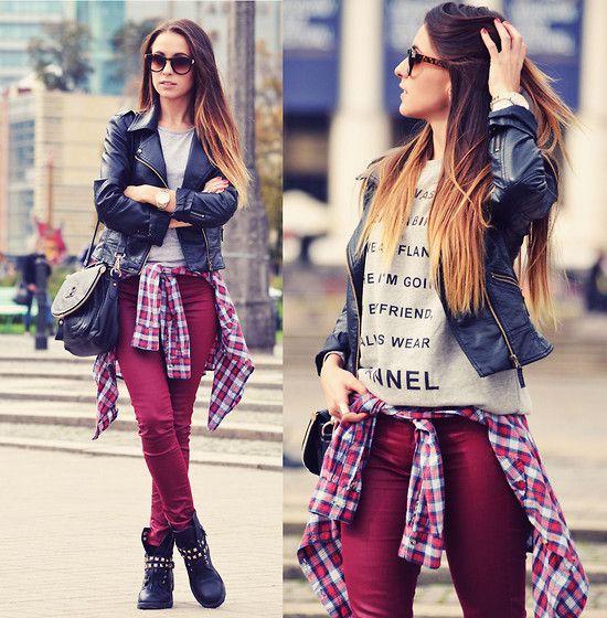 Shirt Pozerki Jumper Fashion Style Outfits