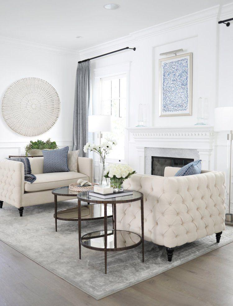 Kitchen Sitting Rooms Designs: Formal Sitting Room — Sloane & Studio