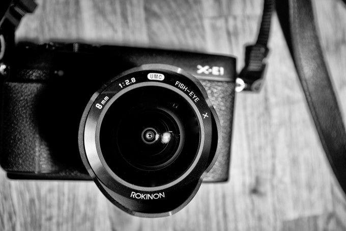 User report: Rokinon 8mm on the Fuji X-E1 By Frank Conley