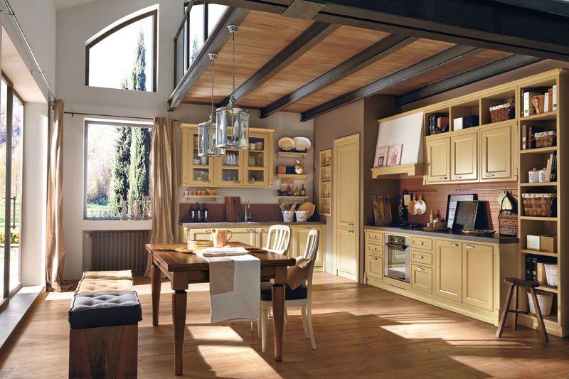 Martini Mobili ~ Cucine classiche martini mobili beautiful dining room kitchen