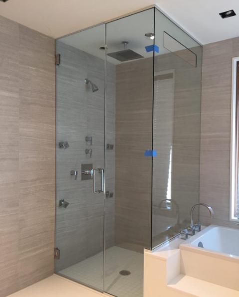Gallery Redecor Shower Bath Nyc Corner Shower Enclosures