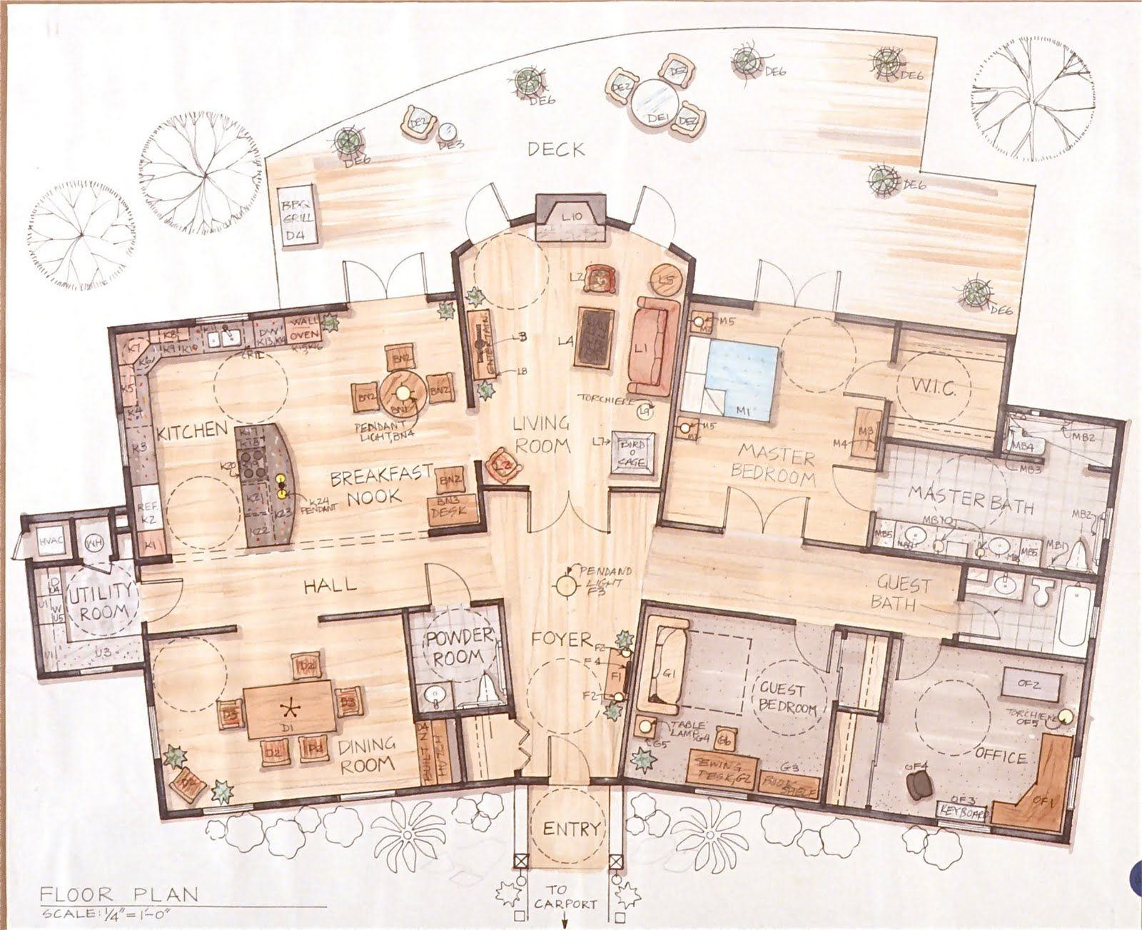 How To Draw Interior Design Sketches Plan Design Ideas