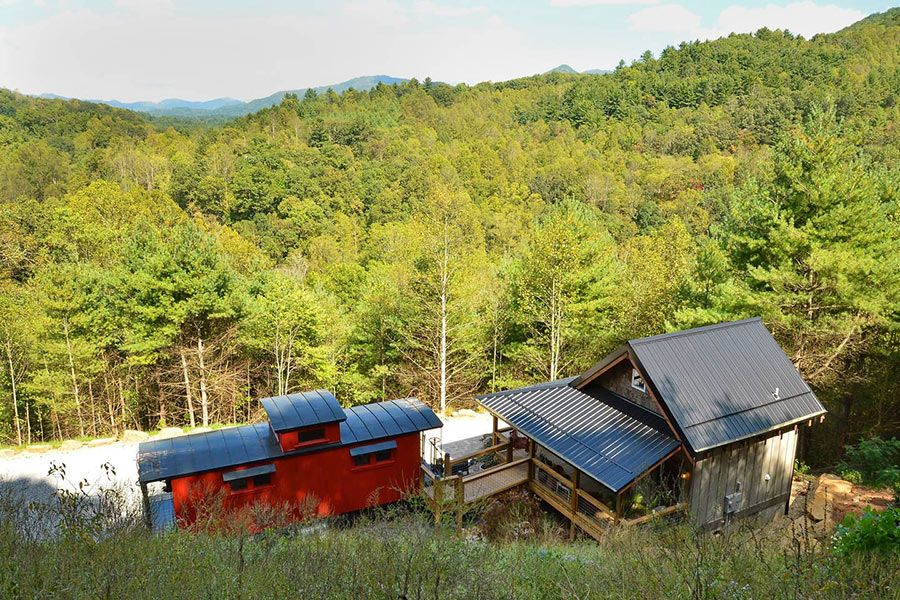 6 Historical Train Cars For Rent This Weekend Two Lanes