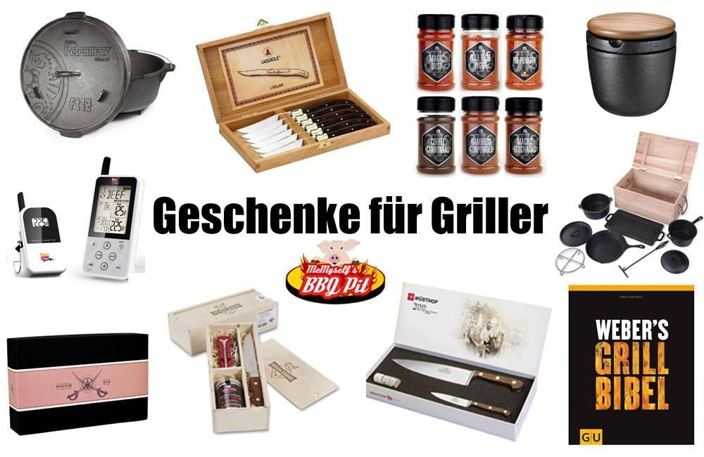Geschenke Fur Griller Die Besten Bbq Geschenkideen Auf Bbqpit De