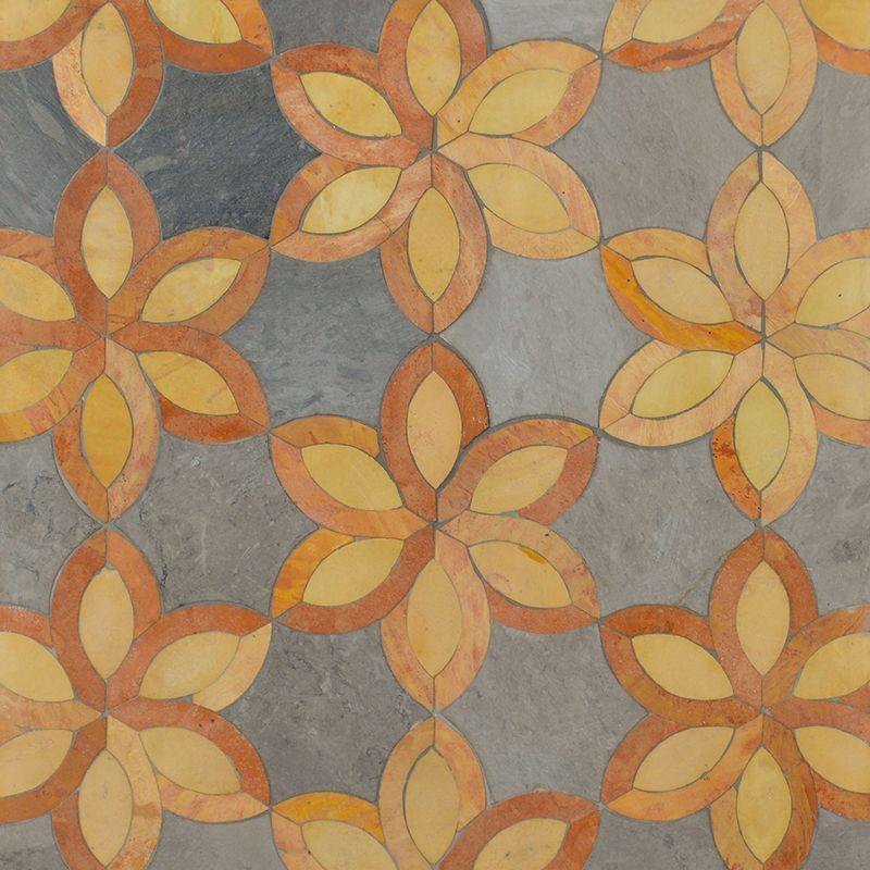 Bahar Honed Limestone Mosaics 12x10 Mosaic Limestone Tile Limestone