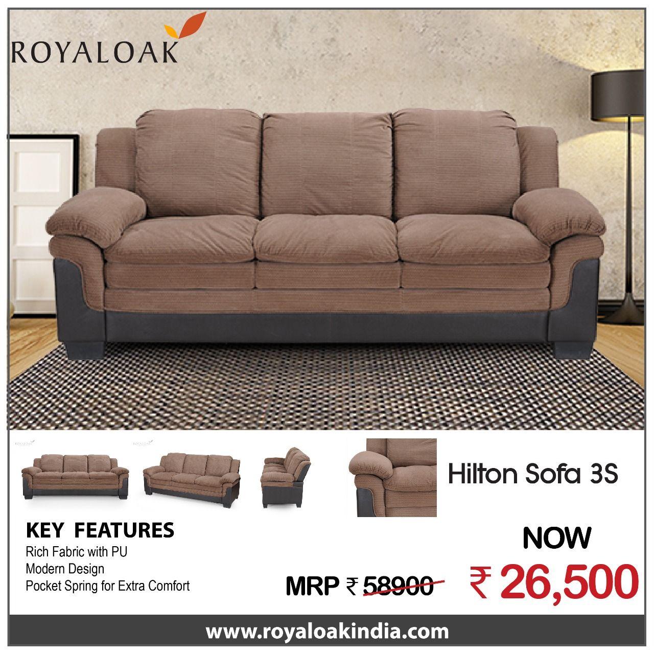 Pin By Royaloak Furniture On Royaloak Single Seater Sofas Buy Sofa Online Sofa Online Single Seater Sofa