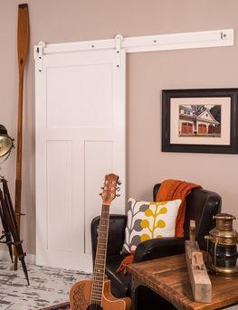 Craftsmen T-Panel in White