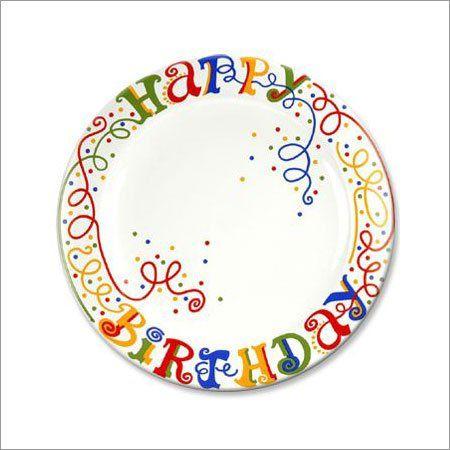 birthday plate  sc 1 st  Pinterest & birthday plate | B I R T H D A Y! | Pinterest | Birthday plate ...