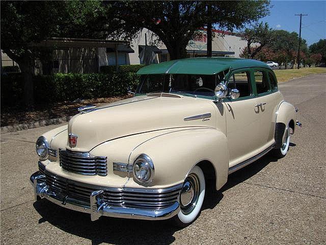 1948 Nash.Ambassador Sedan | by sierradawn312