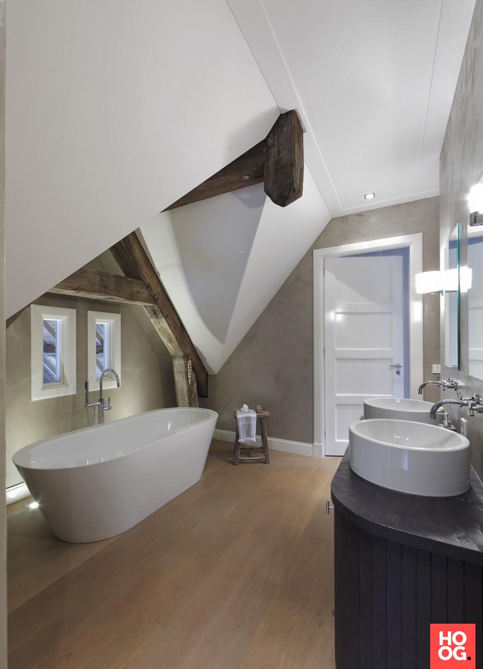 Luxe badkamers voorbeelden met ligbad | Badkamer | Pinterest