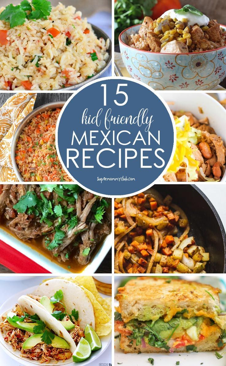 Easy mexican recipes for kids the whole family will enjoy together easy mexican recipes for kids the whole family will enjoy together recipes dinnerlunch forumfinder Gallery
