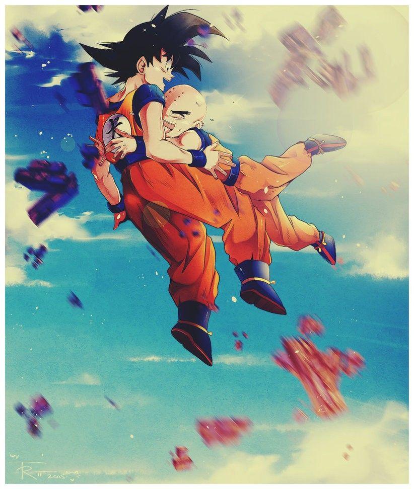 Goku, Gohan | Anime dragon ball super, Dragon ball super