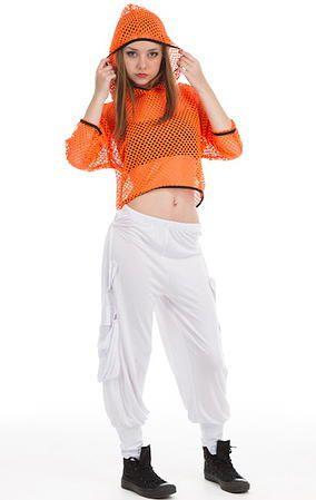 Hip Hop Dance Costumes Moda Adolescente 211df761aaf