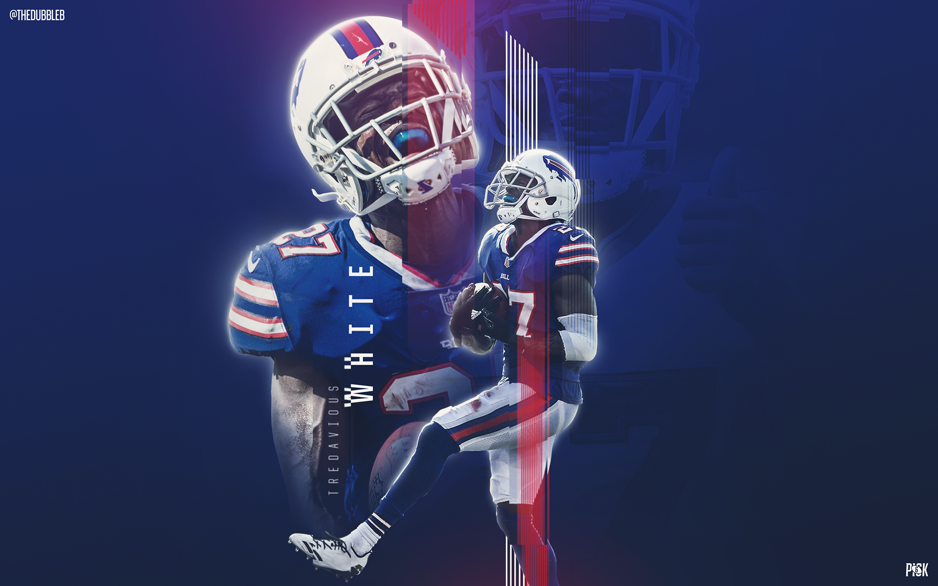 Nfl Wallpapers W Time Lapses On Behance Sports Design Inspiration Sports Design Nfl