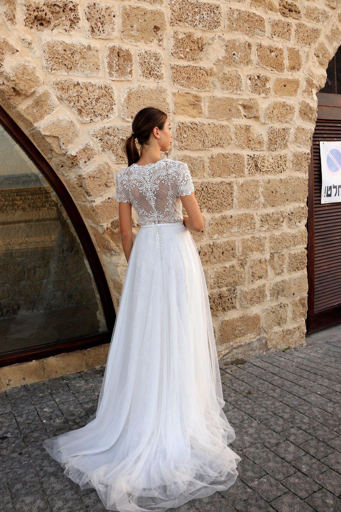French Lace Wedding Dress Chiffon Wedding Dress Long Sleeve Etsy French Lace Wedding Dress Wedding Dresses Lace Long Sleeve Wedding Dress Lace [ 1642 x 1095 Pixel ]