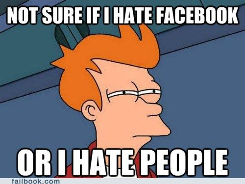 Social Media Rage.