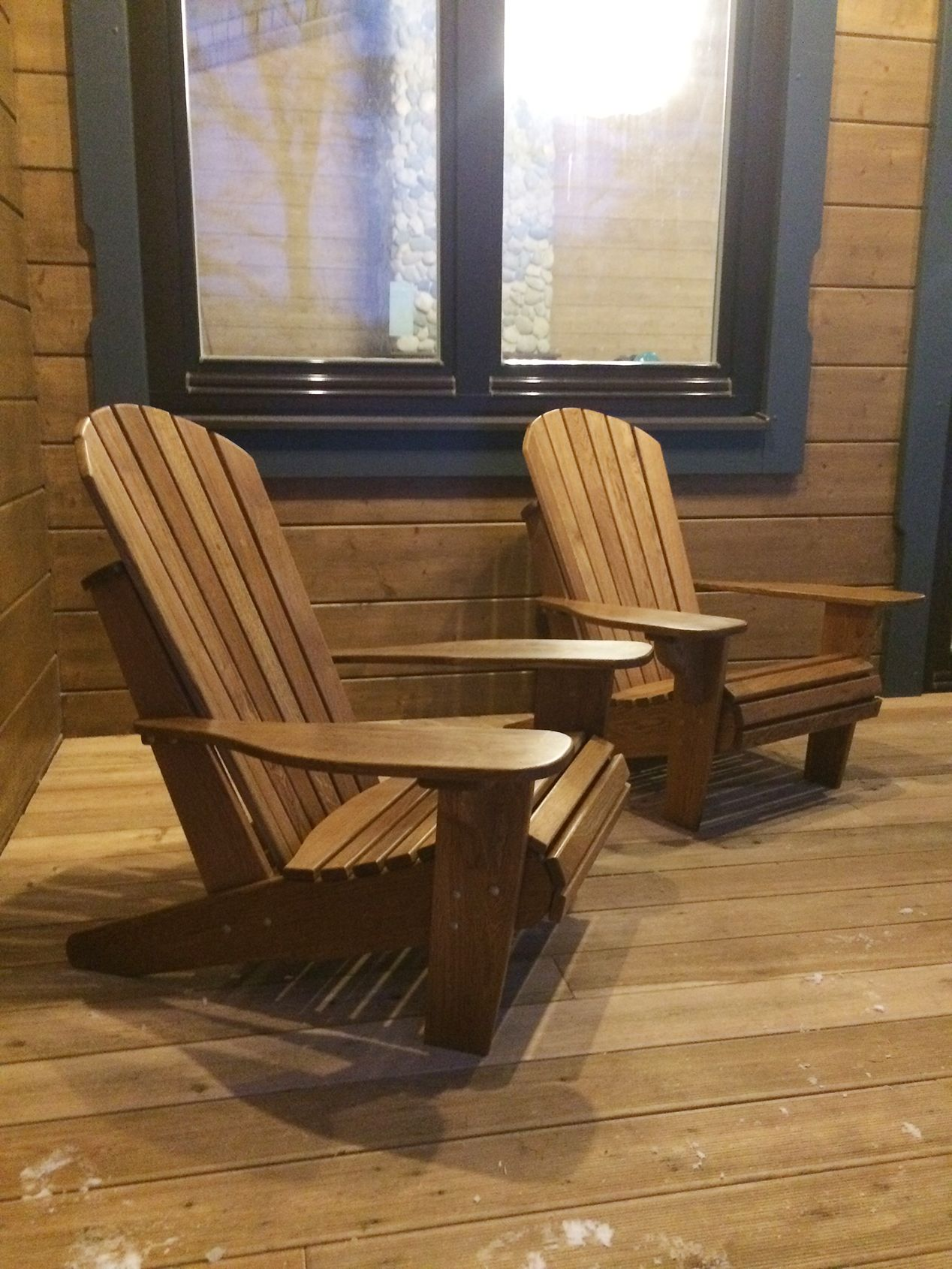 Adirondack Chair classic, мастерская Handcrafted