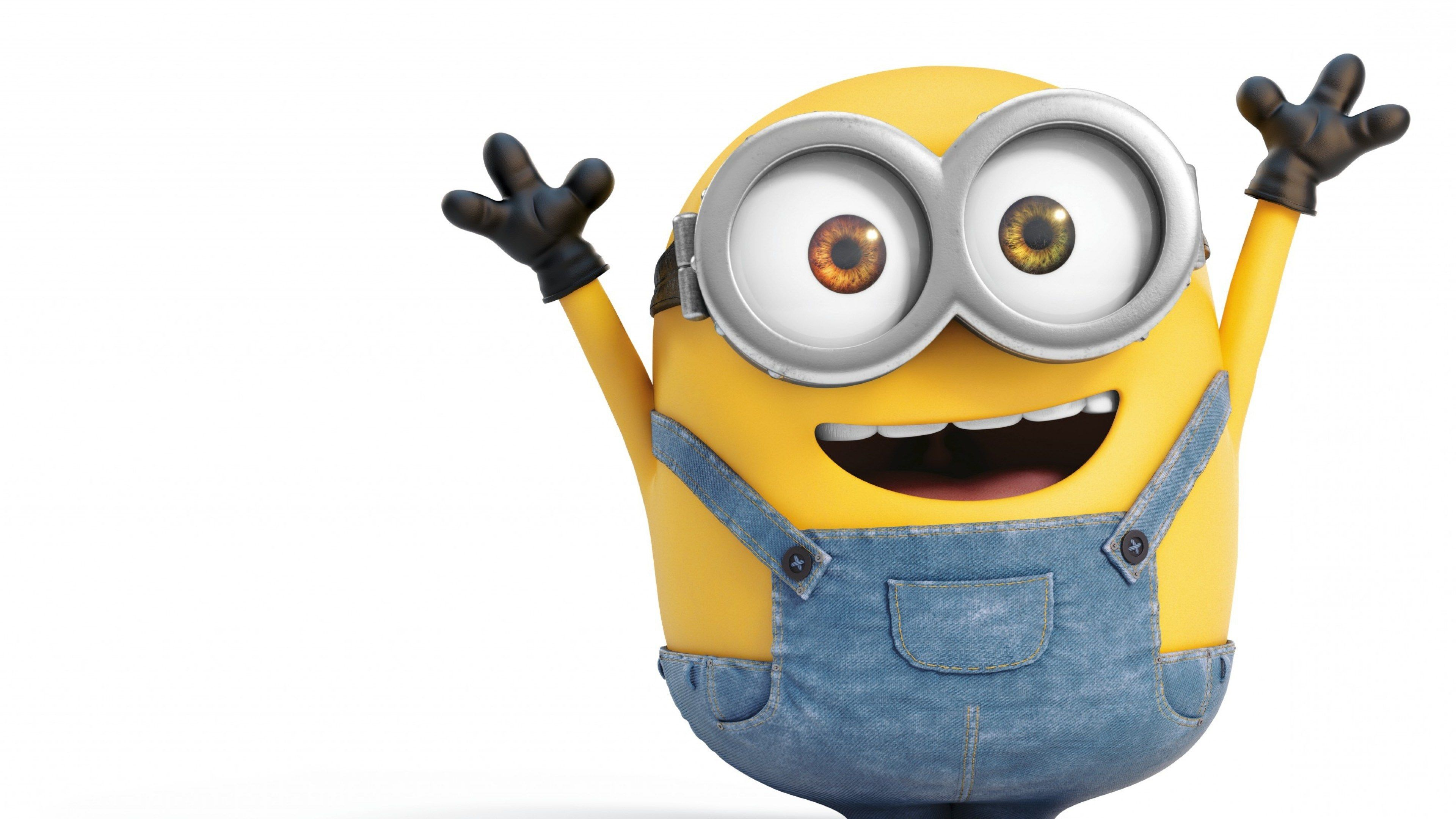 3840x2160 minions 4k free high resolution desktop