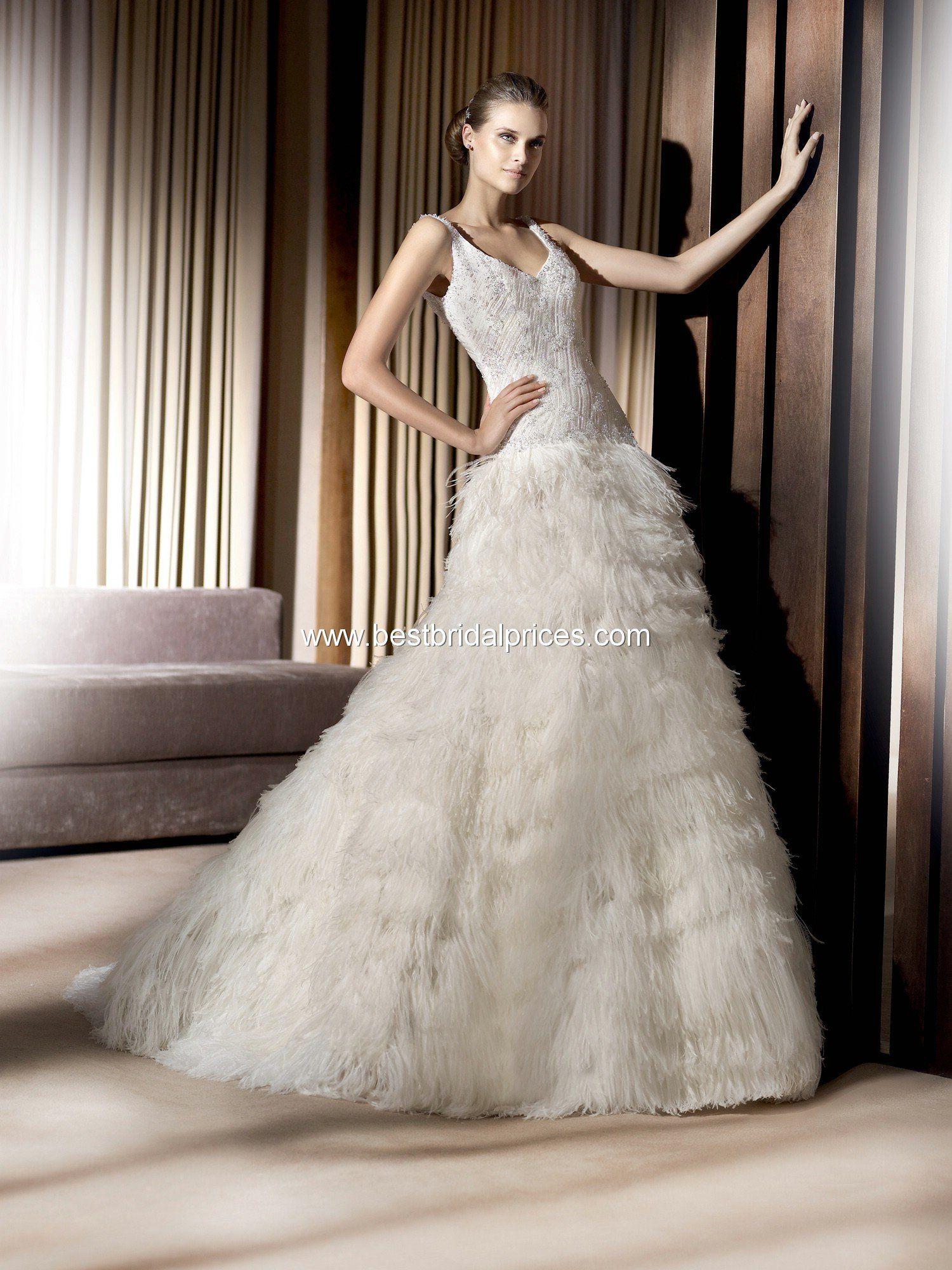 Pronovais wedding dresses pronovias wedding dresses style arista