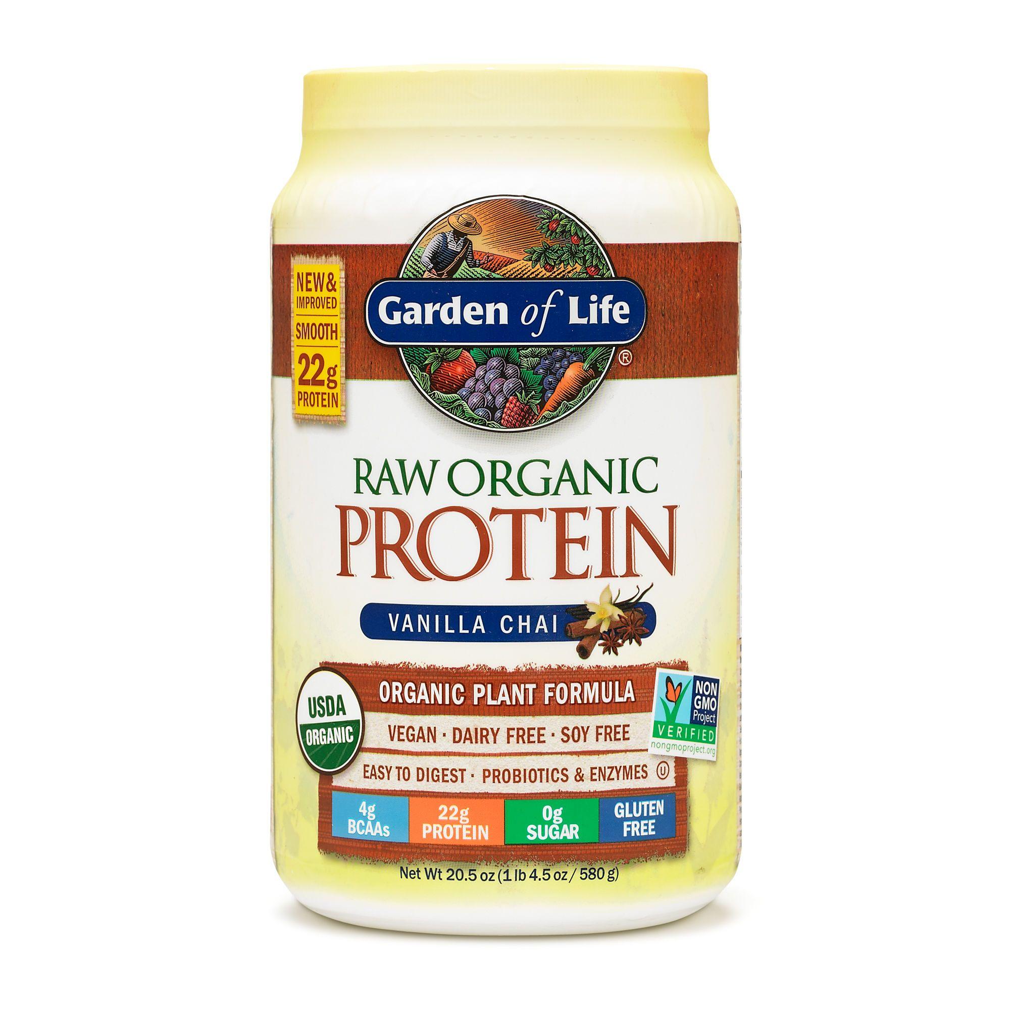 Garden of Life® Raw Organic Protein Organic protein