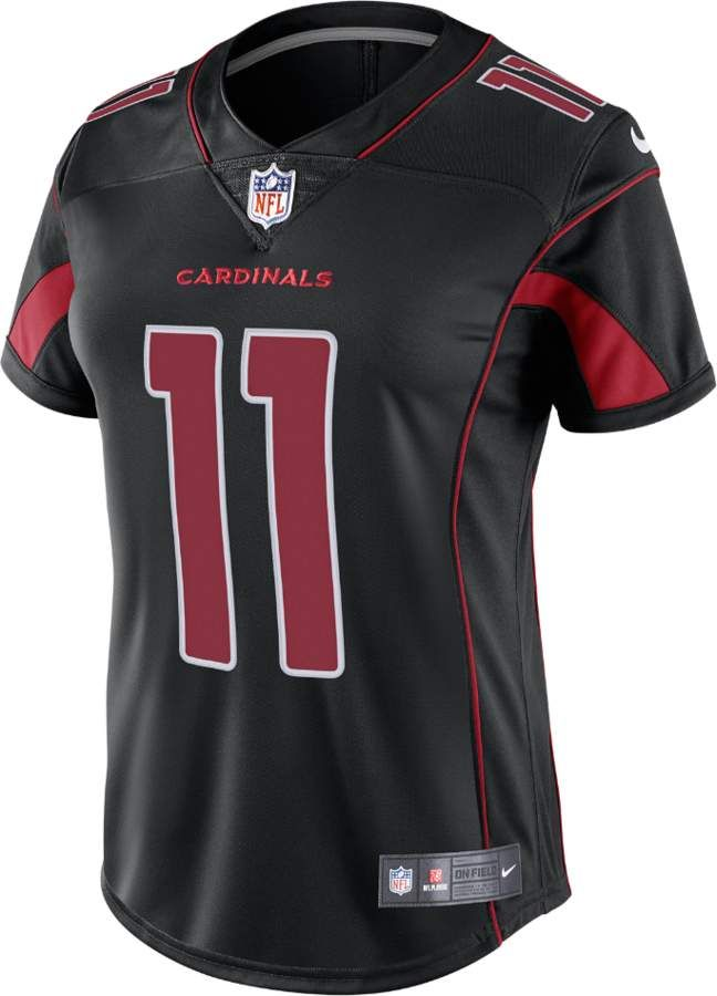 1d61a1173198 Nike NFL Arizona Cardinals Color Rush Limited Jersey (Larry Fitzgerald)  Women s Football Jersey