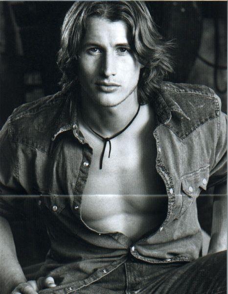 Hot damn! Brendan Fehr
