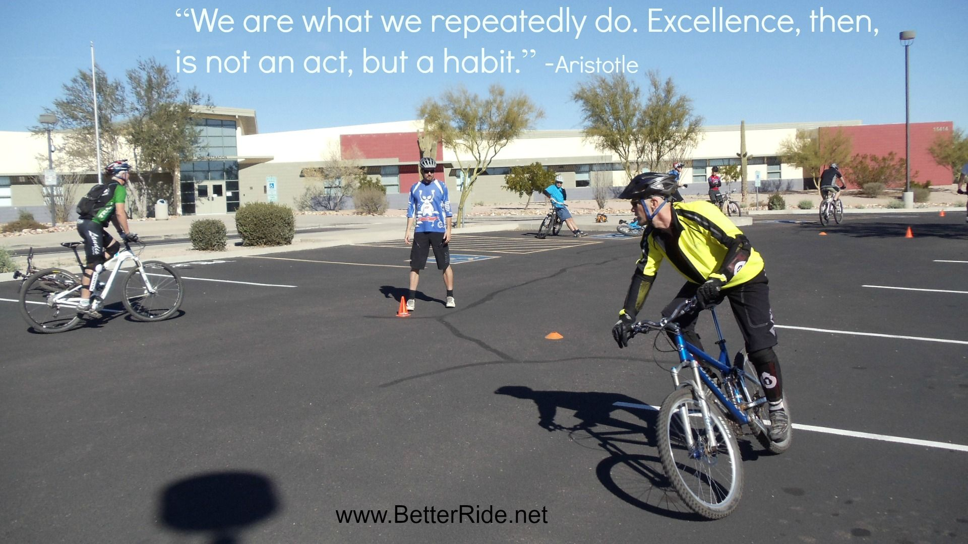 Have You Done Your Drills Today Mountain Bike Skills Are About Deliberate Practice Not Just Riding Workout Pictures Mountain Biking Bike