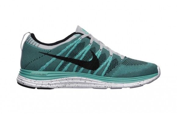 big sale 32637 a277a Nike Flyknit Lunar 1 Sport Turquoise Available Now