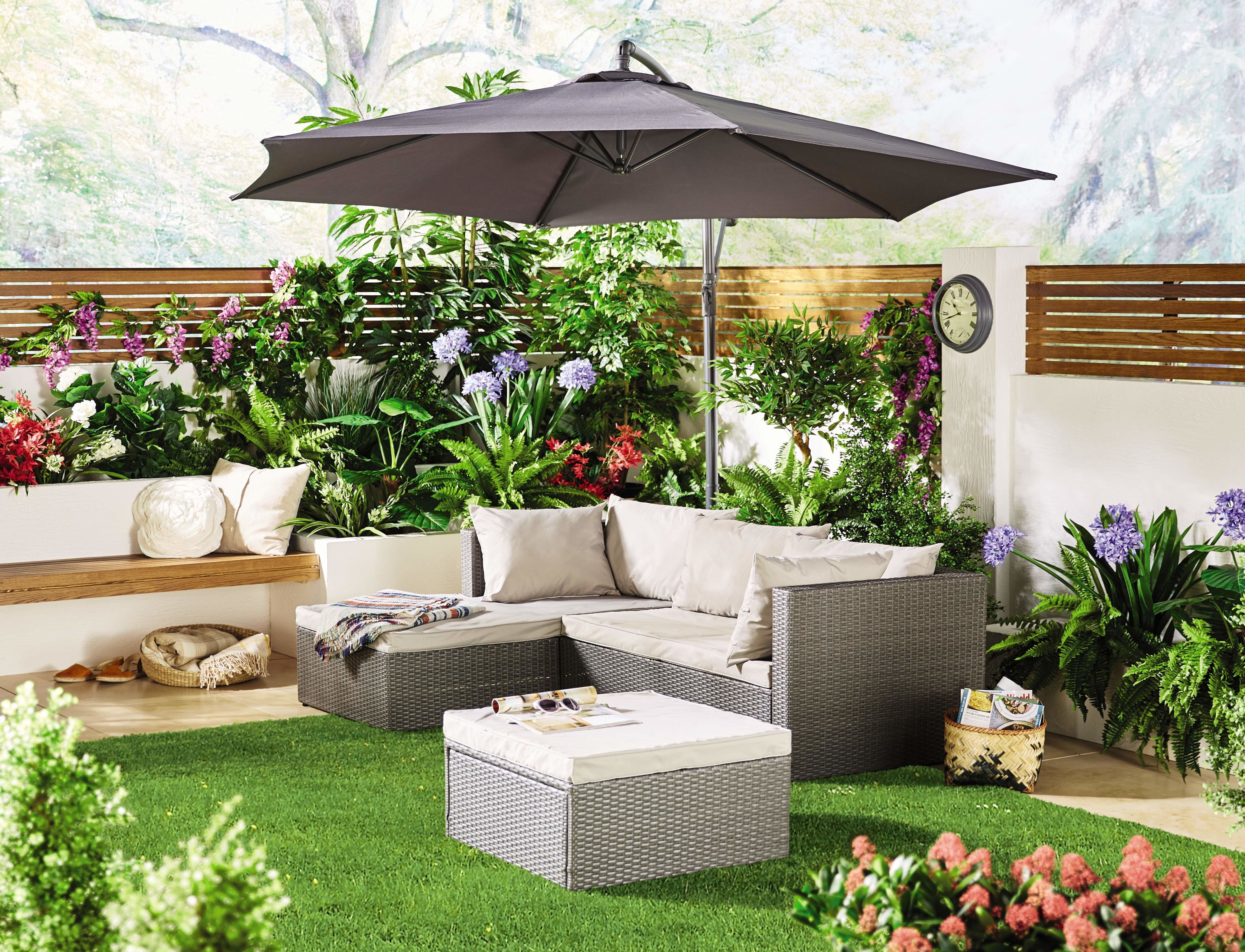 Aldi Launches Stylish New Gardening Range And It S A Complete Bargain Diy Garden Furniture Affordable Outdoor Furniture Pallet Garden Furniture